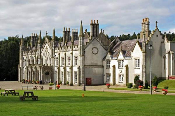 Shelton Abbey Prison County Wicklow Ireland